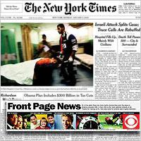 Ny times front page 109