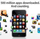 500 million apps downloaded_142