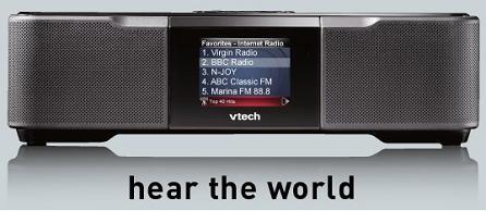 VTech Internet Radio
