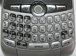 Curve keypad