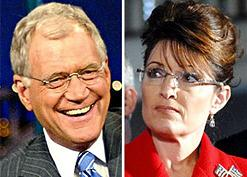 Letterman vs. Palin