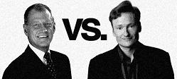 Letterman vs. O'Brien