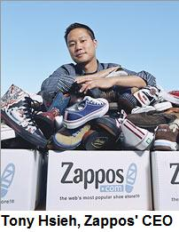 Tony Hsieh - Zappos