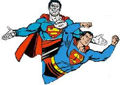 Bizarro+and+supes