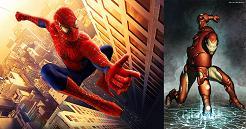 Spiderman_Iron Man