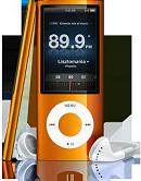 IPod Nano with FM Radio
