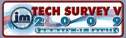 JM Tech Survey 2009