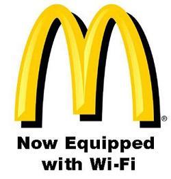 McDonald's Wi-Fi