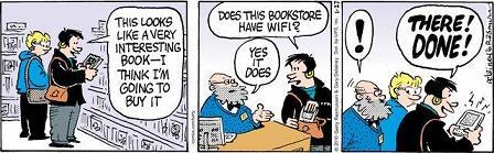 Betty Comic Strip