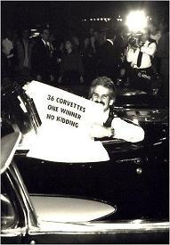 Winner of Corvettes