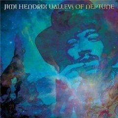Jimi Hendrix CD Cover