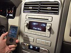 IPod In-Car