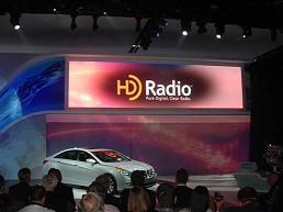 HD Radio Auto Show