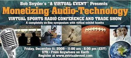 Bob Snyder - Virtual Event