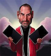 Steve Jobs_iPad