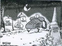 Radio Station Casualties