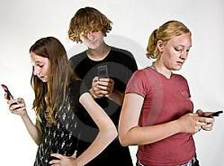 Young People_Cellphones