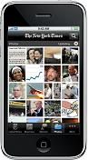 New York Times iPhone App