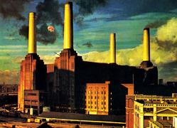 Pink Floyd's Animals Cover