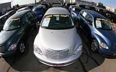 Fleet Chrysler PT Cruisers