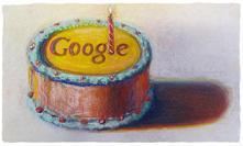 Google B-Day