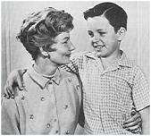 June and Beaver Cleaver