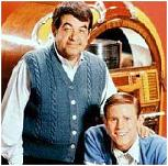 Howard and Richie Cunningham