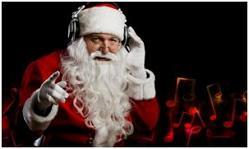 Rockin' Santa Claus