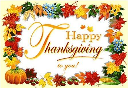 Happy Thanksgiving 2010