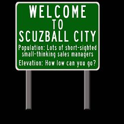 Scuzball City