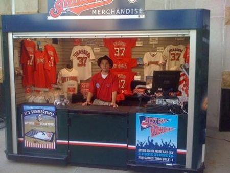 Stephen Strasburg Vendor