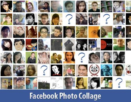 Facebook Photo Collage