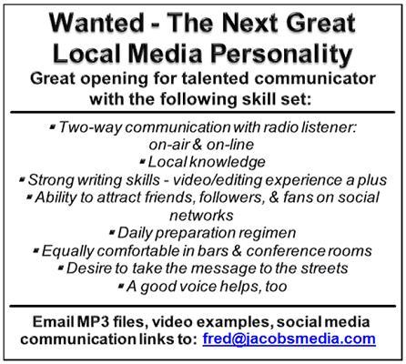Media Personality Ad