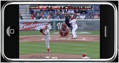 MLB Smartphone App