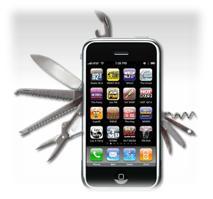 IPhone Swiss Army Knife