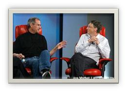 Steve Jobs_Bill Gates