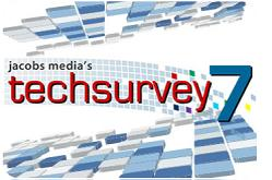 Techsurvey 7 - 2011 Logo