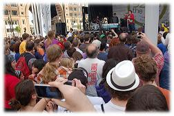 Concert Attendees