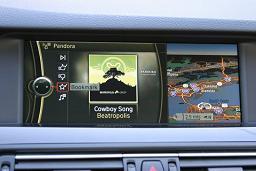 BMW dashboard