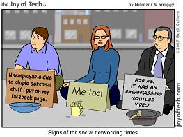 Signs_Social Networking Times
