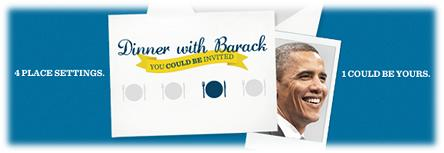 Dinner With Barack