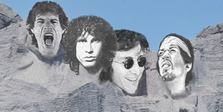 Mt. Rushmore Of Rock
